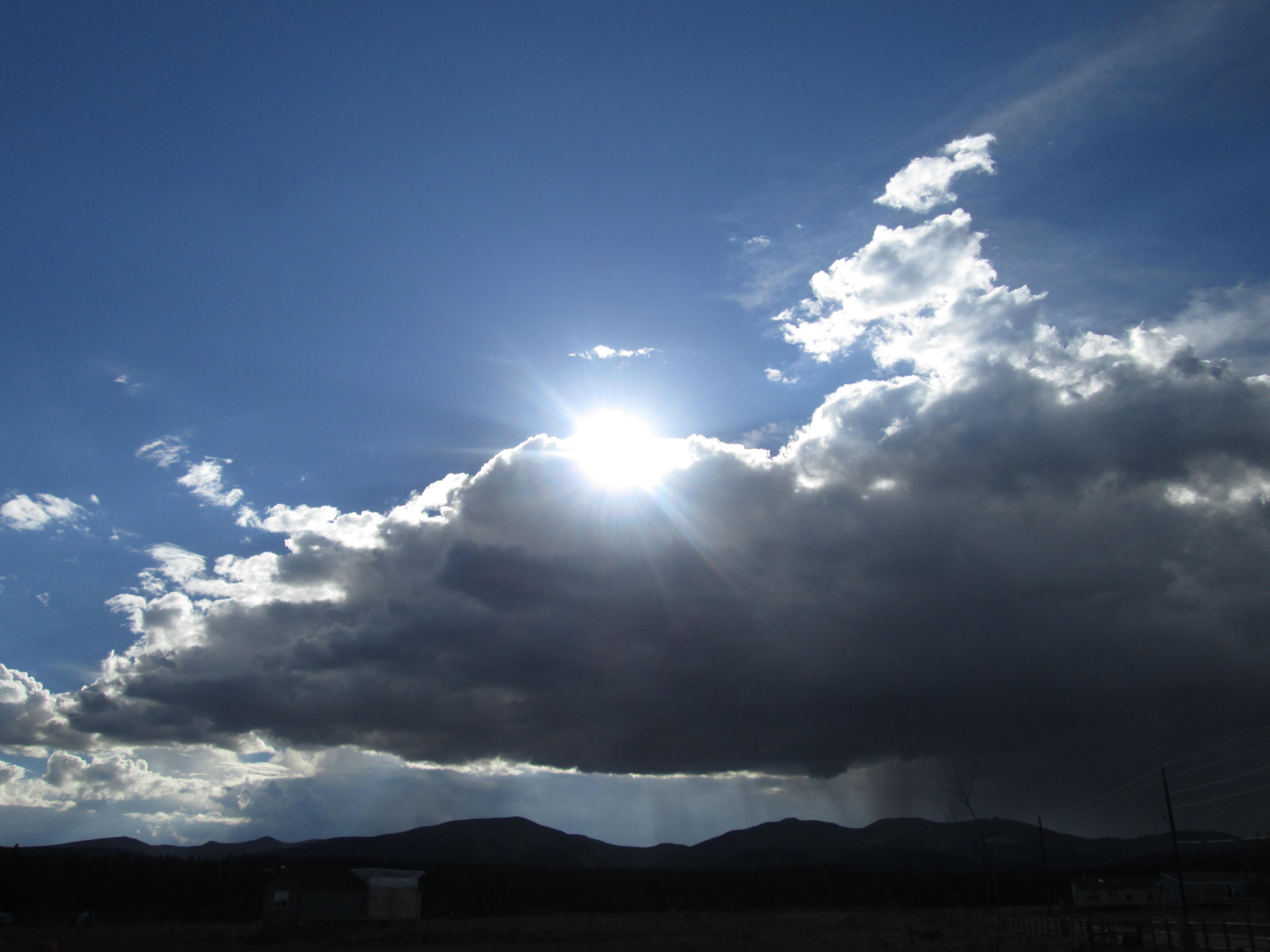 Pics and Video of Clouds around Fairplay Colorado | 10ksunpics